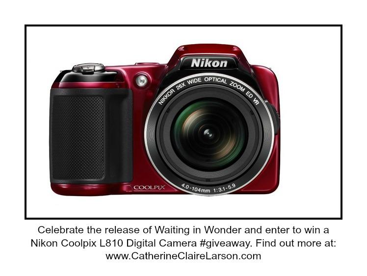Nikon Coolpix L810 Waiting in Wonder Release