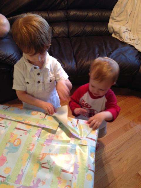 Luke and Isaiah opening