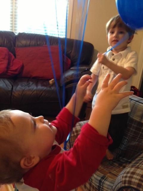 boys balloons